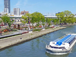 Osaka Afternoon Walking Tour © japanican
