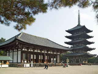 Private Transfer : Nara World Heritage 1-Day Tour ( Vehicle hire for small groups use) © japanican