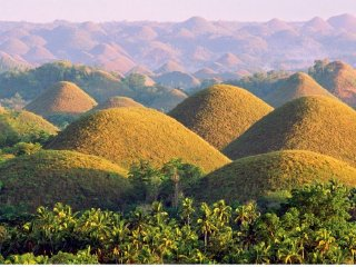 Chocolate Hill And Panglao Combo Day Tour