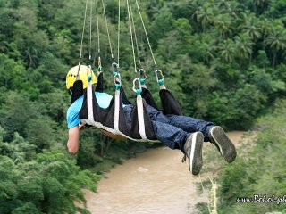 Private transfer : Eat Danao Total Eco Adventure Round Trip