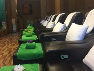 Foot Haven Massage & Spa