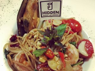 Hor Hidden Cafe © Hor Hidden Cafe