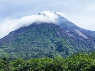 Mount Merapi © Crisco 1492 -