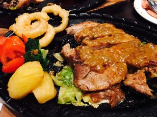 Chokchai Steak House