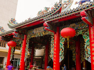 3 Hours Cycle Tour in the Heart of Chinatown