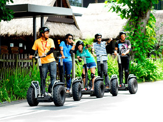 Gogreen Segway® Eco Adventure