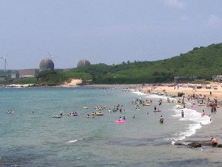 Qi Jing Bathing Beach