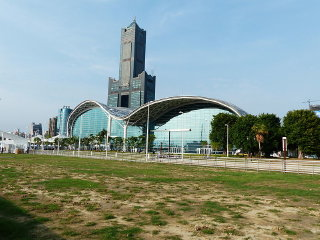 Kaohsiung Wenhua Center © 玄史生