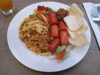 Beringharjo Fried Rice