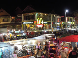 Chiang Mai Downtown
