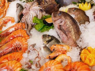 Ya Jiao Fresh Raw Seafood