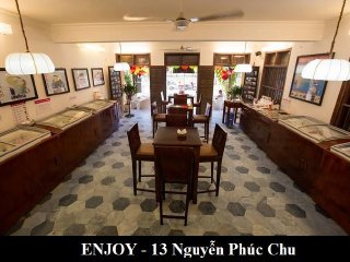 Enjoy Ice Cream bar & Restaurant © Visit Hoi An