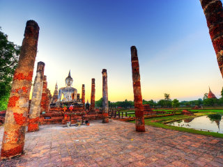 Sukhothai City © DeeMakMak