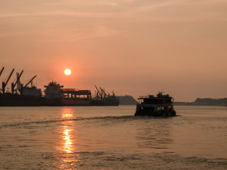 Singuang Ferry Wharf © billy1125
