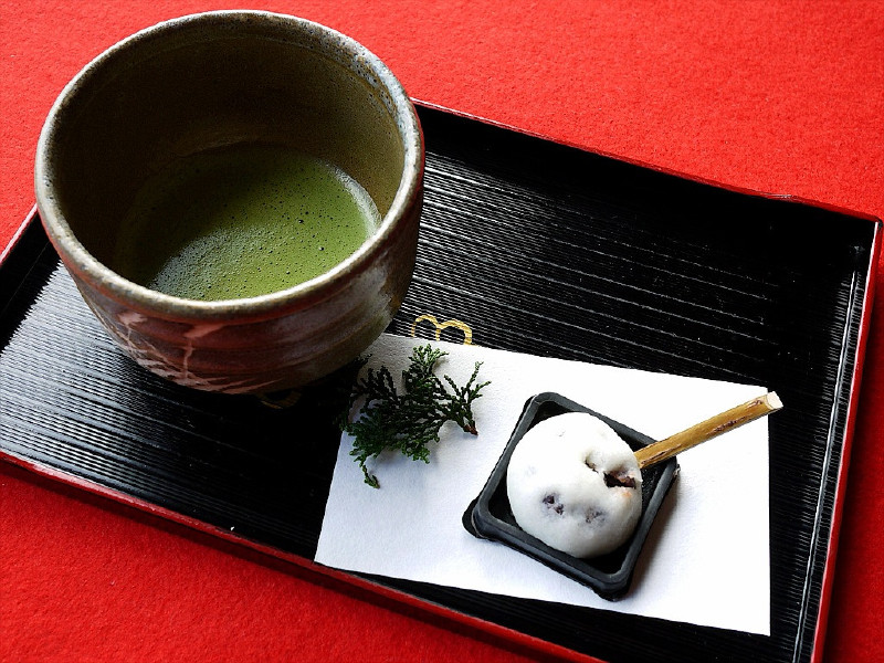 Where To Try Green Tea in Tokyo?