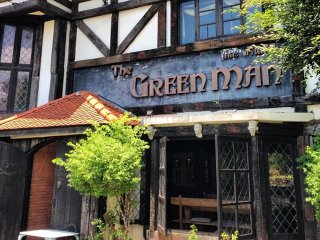 The Green Man Restaurant & Pub