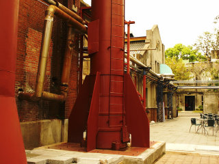 Taichung Cultural and Creative Industries Park © shing han