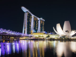 2 Days in Singapore © Leonid Yaitskiy