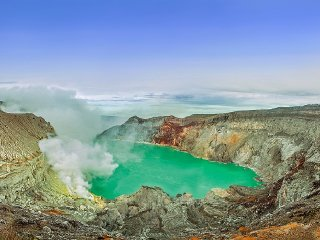 Bromo - IJen Crater - Drop Ketapang 3D2N ( Sharing tour )