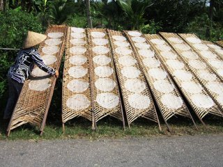 Tuy Loan Rice Paper Village © tourism.danang.vn