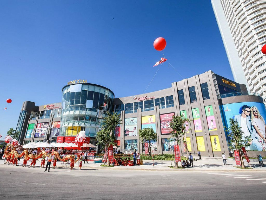 Vincom Shopping Center Danang In Da Nang Activity In Da