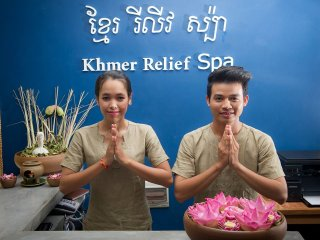 Khmer Relief Spa