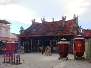 Kuan Yin Teng (Temple of the Goddess of Mercy)