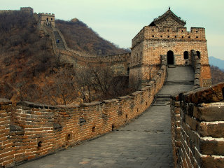 Great Wall At Mutianyu © Michael McDonough
