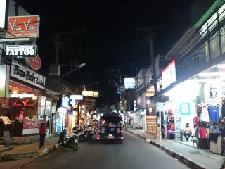 Chaweng Walking Street