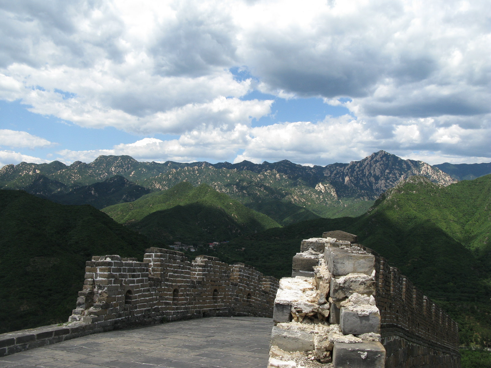 how to get to great wall at huanghuacheng
