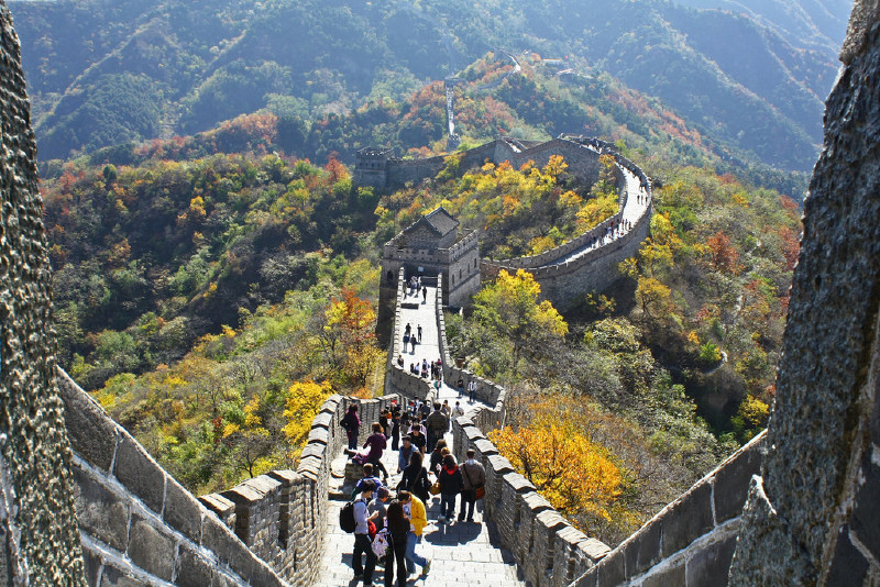 Beijing Family Tour: Mutianyu Great Wall, Beijing Zoo (Private Tour)