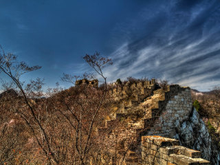 Jiankou Great Wall (Arrow Nock)
