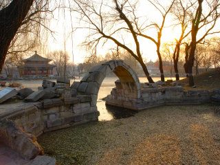 Old Summer Palace (Yuanmingyuan) © All That Shines