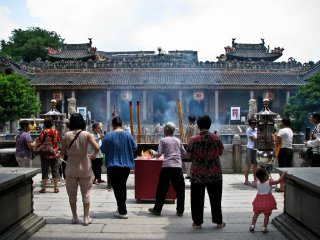 Foshan One Day Tour (Pottery Capital) © chinatravelkey