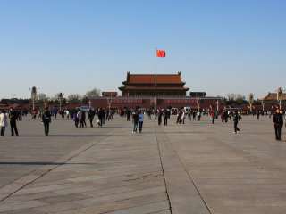 Tian'anmen Square © Andy Nelson
