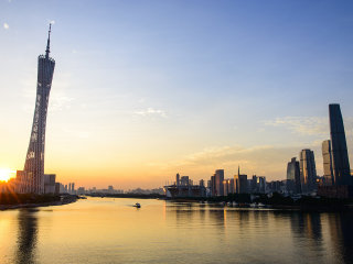 Guangzhou One Day Tour of Huanan botanic Garden, Shamian Island, Guangzhou Tower, Beijing Road
