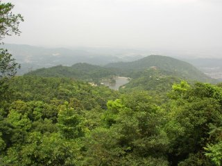 Maofengshan Mountain