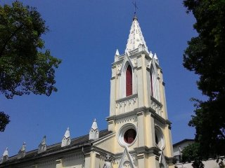 Shamian Catholic Church Our Lady of Lourdes © Lyn Yap