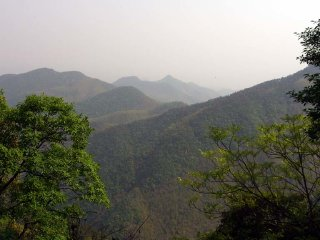 Mogan Mountain
