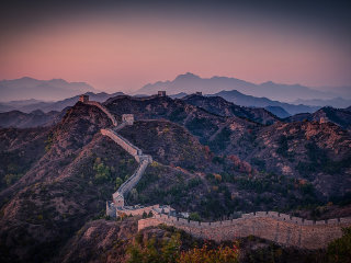 1 Day Bus Tour: Jinshanling Great Wall Hiking ( No shopping )