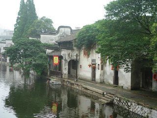 Huzhou Nanxun Old Town © China Highlights - China Tour Operator