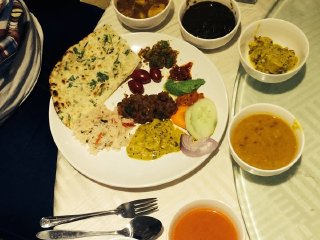 Sharmaji Vegetarian Indian Restaurant © Sharmaji Restaurant