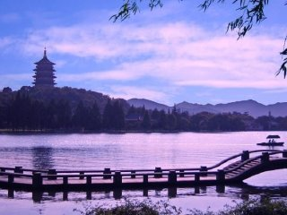 Hangzhou Bike Half Day Tour
