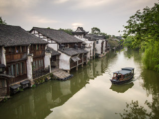 Hangzhou Wuzhen Water Town Day Tour © tourbeijing