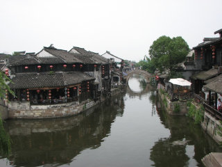 Hangzhou Xitang Water Town Day Tour