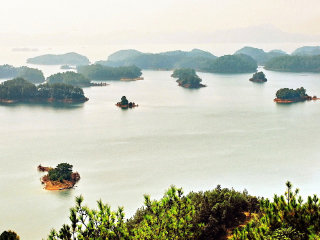 Hangzhou Thousand Islands Lake Tour