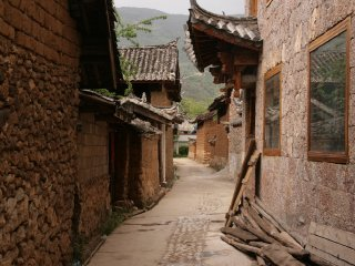 Baisha Village © countries in colors