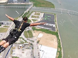 Macau Tower Bungy Jump