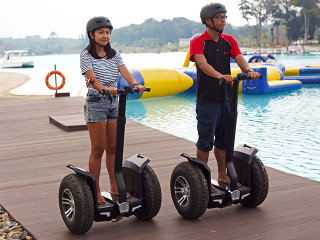 Segway (2-Wheeler Personal Transportation)