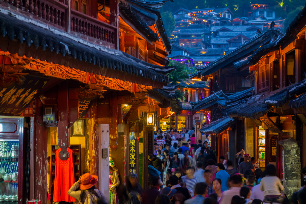 Two Days Trip To Baoshan Stone Town In Lijiang Activity In
